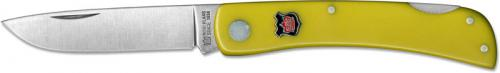 Robert Klaas Lockback Knife, Yellow, KC-3137