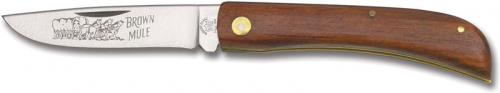Robert Klaas Brown Mule Knife, Large, KC-35