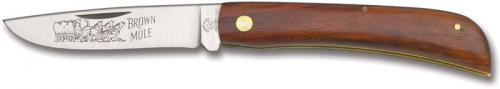 Robert Klaas Brown Mule Knife, Medium, KC-36