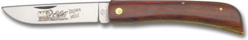 Robert Klaas Brown Mule Knife, Small, KC-37