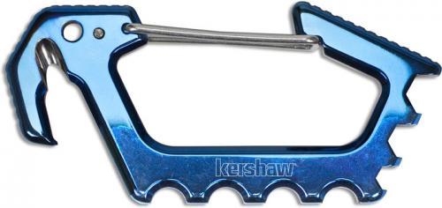Kershaw Jens Biner Tool, Blue, KE-1150BLU