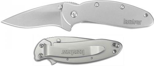 Kershaw Knives: Kershaw Scallion Knife, Frame Lock, KE-1620FL