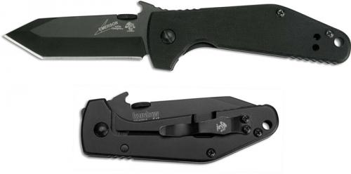 Kershaw Emerson CQC-3K Knife, KE-6014TBLK