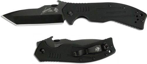 Kershaw Emerson CQC-8K Knife, KE-6044TBLK