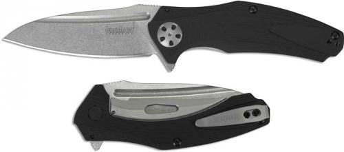 Kershaw Natrix 7007 Knife EDC Flipper Folder Assisted Opening Black G10