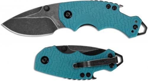 Kershaw Shuffle Knife, Teal, KE-8700TEALBW
