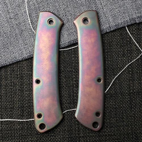 Modified Flytanium Copper Scales Benchmade Proper