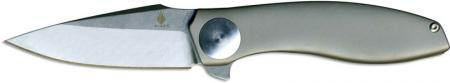 Kizer SLT, Smooth Titanium, Ki-4474A1