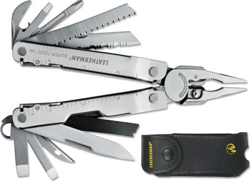 Leatherman Super Tool 300, Leather, LE-831102