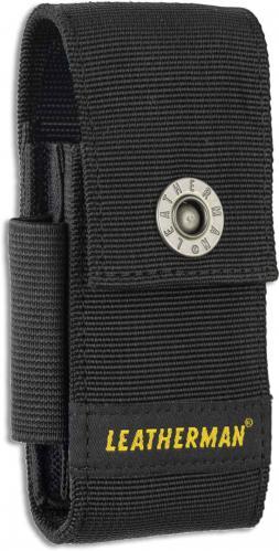 Leatherman Medium Sheath with Pockets 934932 Black Nylon Fits Wave, Charge, SkeleTool and More Leatherman Tools