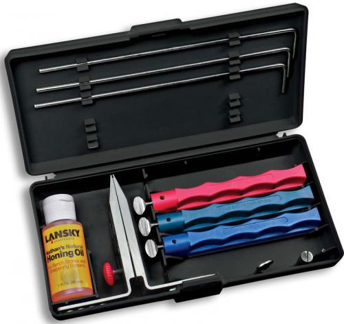 Lansky Knife Sharpener, Standard Sharpening System, LK-LKC03