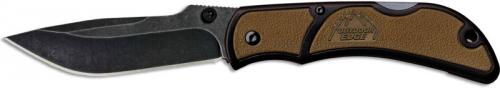 Outdoor Edge Chasm Knife, Small Coyote Brown, OE-CHC25