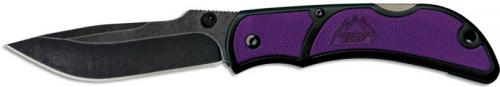 Outdoor Edge Chasm Knife, Small Purple, OE-CHP25