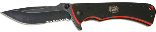 Outdoor Edge Divide Knife, Medium Part Serrated, OE-DV30S