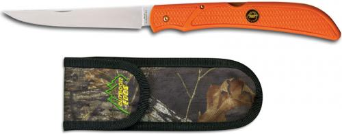 Outdoor Edge Field Bone Knife, Orange, OE-FBB2
