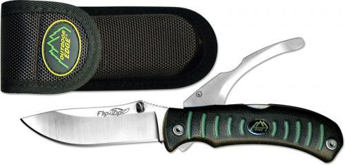 Outdoor Edge Knives: Outdoor Edge Flip N Zip Double Blade, OE-FZ20