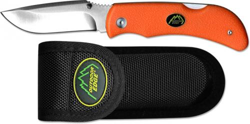 Outdoor Edge Knives: Outdoor Edge Grip Blaze Knife, OE-GB20