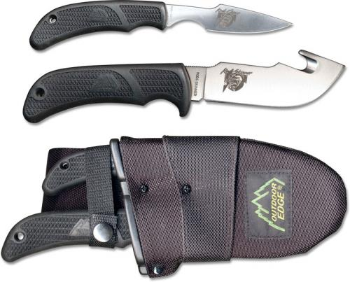 Outdoor Edge Knives: Outdoor Edge Kodi-Combo Knife Set, OE-KO1N