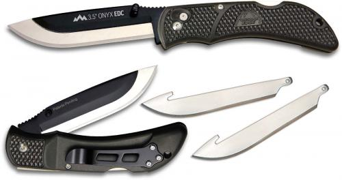 Outdoor Edge Onyx EDC Knife, OE-OX10