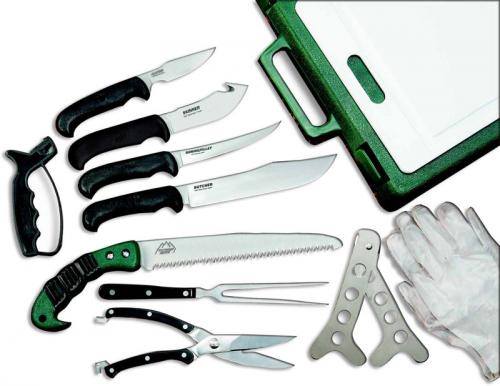 Outdoor Edge Knives: Outdoor Edge Game-Pak Knife Kit, OE-PR1