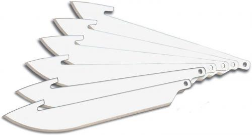 Outdoor Edge RR-30 Replacement Blade Set for Razor-Lite and Onyx-Lite with 3 Inch Blades