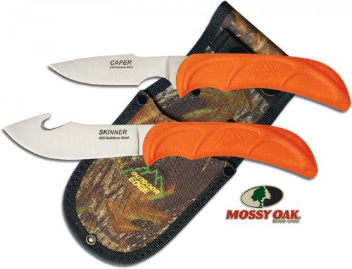 Outdoor Edge Wild Pair Knife Combo, OE-WR1C