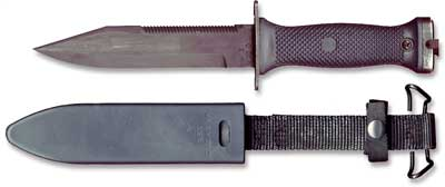Ontario Mark 3 Navy Knife, QN-MK3