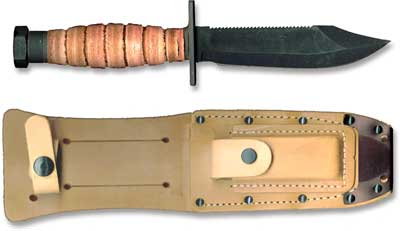 Ontario Airforce Survival Knife, QN-499