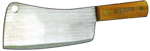 Old Hickory Cleaver, QN-767