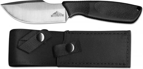 Ontario 9716 HP Skinner Knife Stainless Steel Fixed Blade Synthetic Rubber Handle USA Made