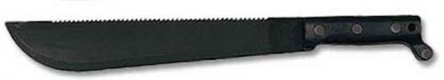 Ontario Knives: Ontario Traditional Cutlass Machete, Sawback Blade, QN-CT2