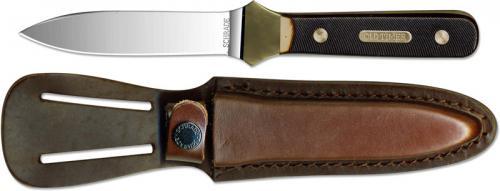Old Timer Knives: Spear Point Fixed Blade Old Timer Knife, SC-162OT
