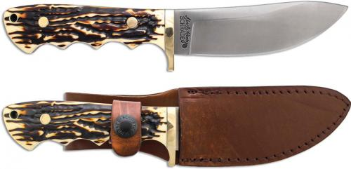 Uncle Henry Elk Hunter Knife, Skinner, SC-183UH