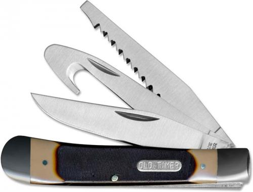 Old Timer Knives: Premium Trapper Old Timer Knife, SC-69OT