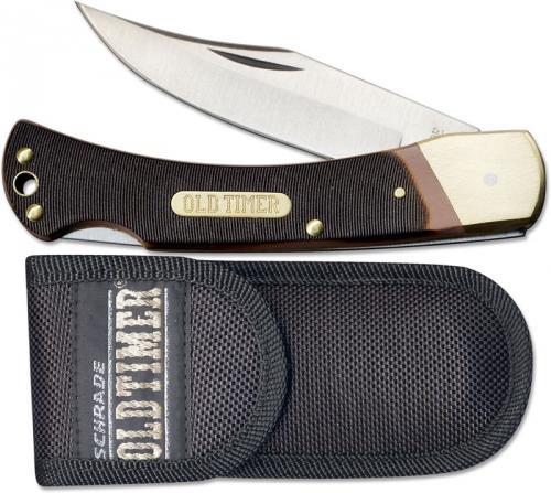 Old Timer Knives: Golden Bear Old Timer Knife, SC-6OT