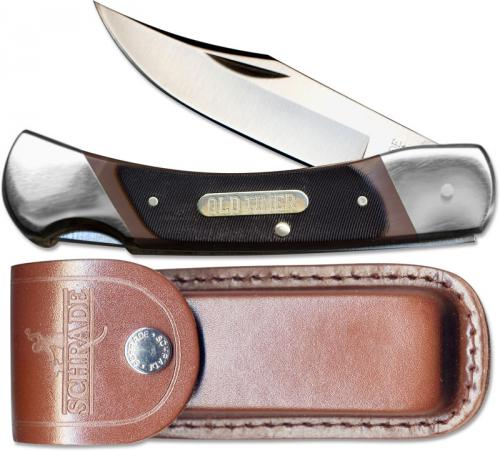 Old Timer Knives: Cave Bear Old Timer Knife, SC-7OT