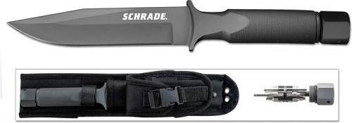 Schrade SCHF2 Extreme Survival Knife, Small, SC-F2SM