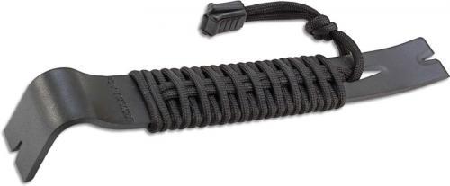 Schrade Pry Bar Tool, Black, SC-PB1BK