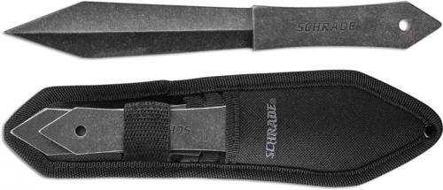 Schrade Throwing Knives, 3 Piece Set, SC-TK3CP