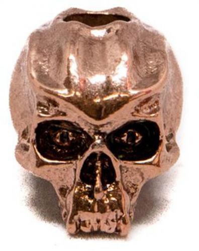 Schmuckatelli Cyber Pewter Bead - Antique Copper Finish - CYAC