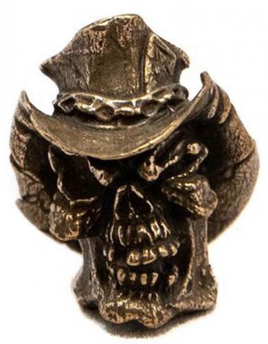 Schmuckatelli Vinnie Garoon Solid Bronze Premium Bead - Oil Rubbed Finish - VGORBO