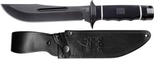 SOG Knives: SOG Creed Knife, Black, SG-CD02L