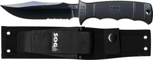 SOG Knives: SOG SEAL Pup Elite Knife, SG-E37T