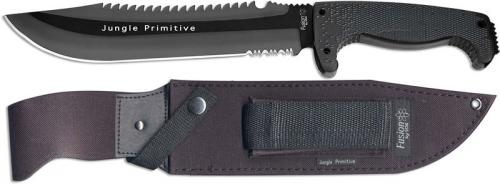 SOG Knives: SOG Fusion Jungle Primitive Knife, SG-F03T