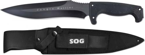 SOG Knives: SOG Jungle Warrior Knife, SG-F14N