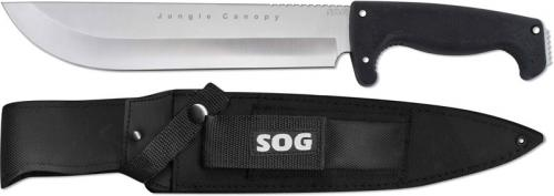 SOG Knives: SOG Jungle Canopy Knife, SG-F15N