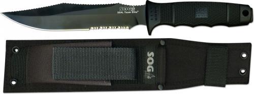 SOG Knives: SOG Seal Team Elite Knife, SG-SE37N
