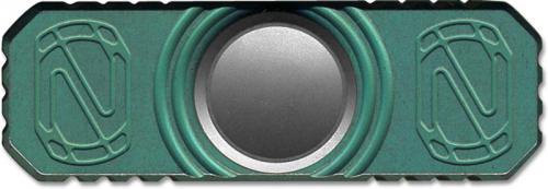 Stedemon Z01blu Hand Spinner Fidget Toy Stress Reliever
