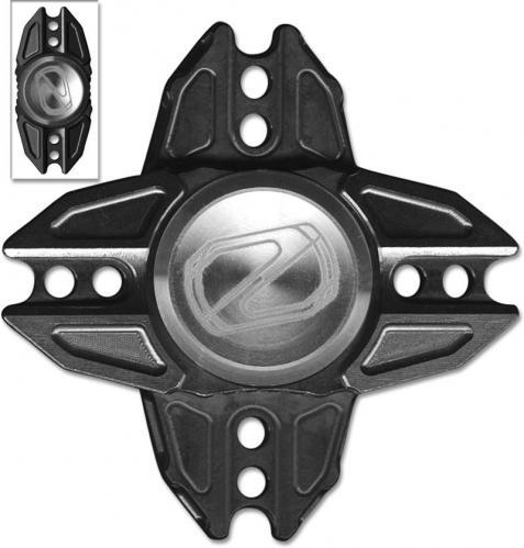 Stedemon Z02X Hand Spinner Fidget Toy Stress Reliever Z02XBLC Black Titanium
