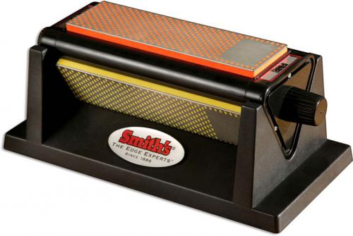 Smith's Knife Sharpener: Smith's Diamond Tri Hone, SM-50008
